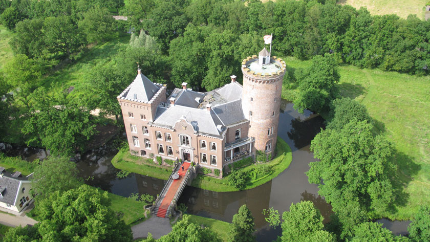 Sterkenburg-Castle--Netherlands
