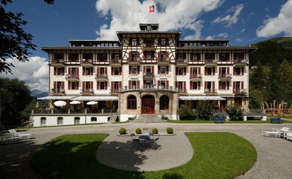 Kurhaus-Bergün-Bergün-Switzerland