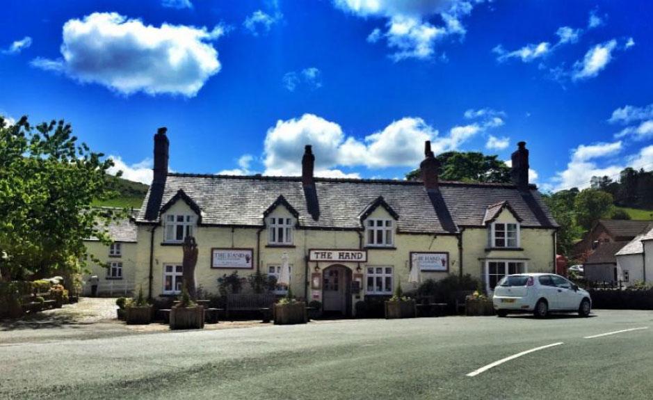 The-Hand-at-Llanarmon-Wales