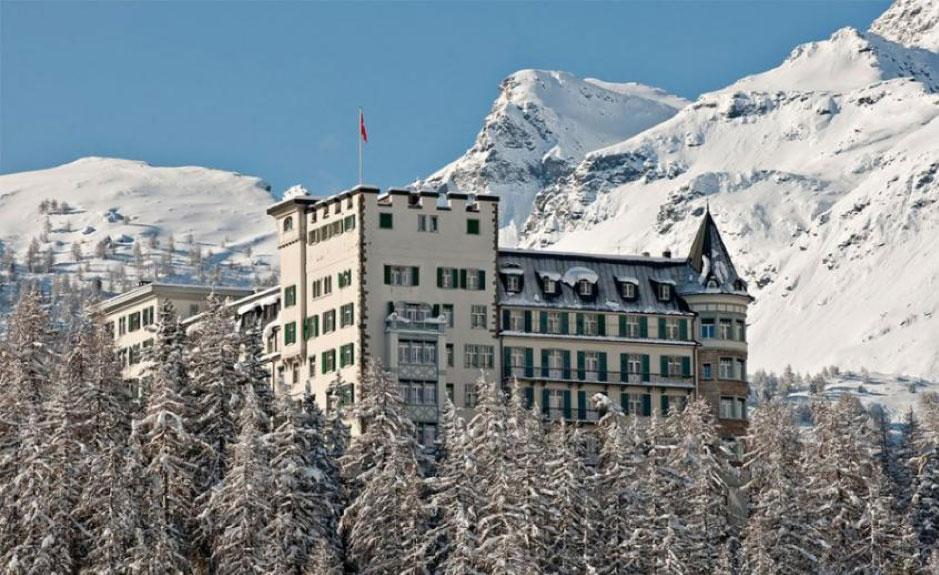 Waldhaus-Sils-St-Moritz-Switzerland