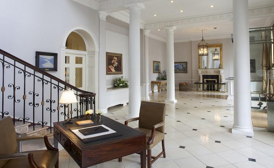 the merrion hotel dublin ireland