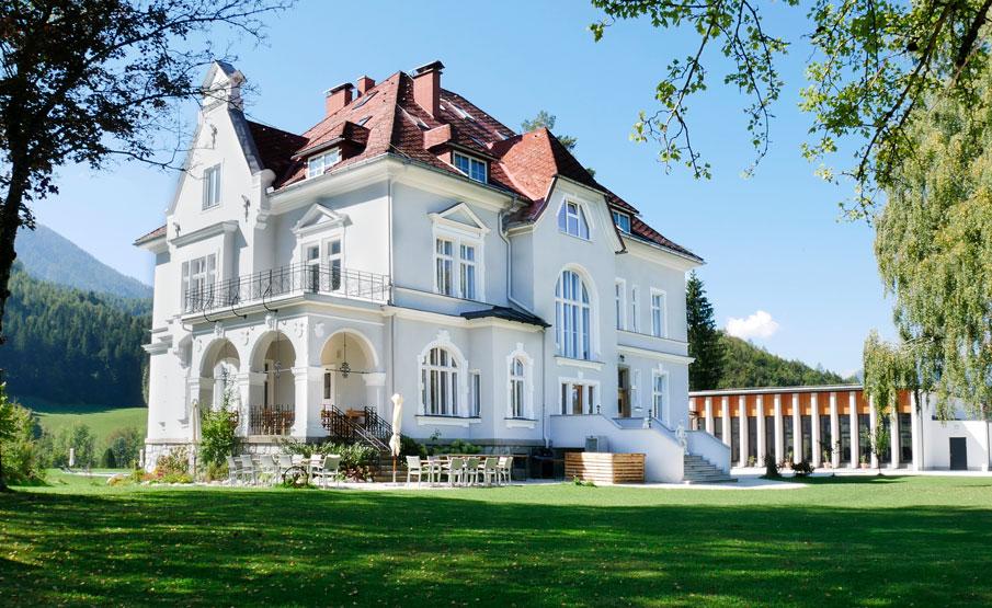 Villa-Bergzauber-Österreich