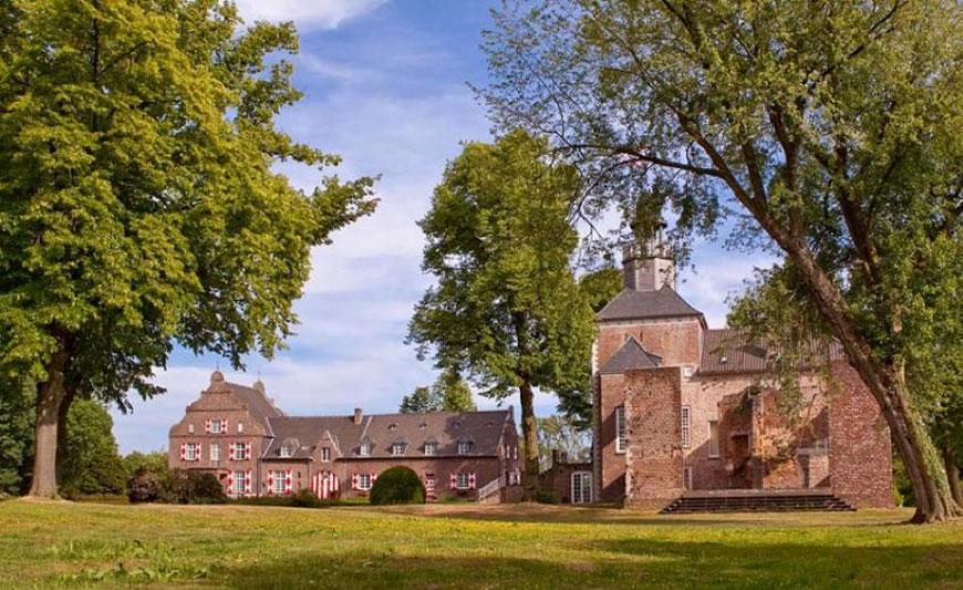 Hotel-Schloss-Hertefeld-Weeze-Germany