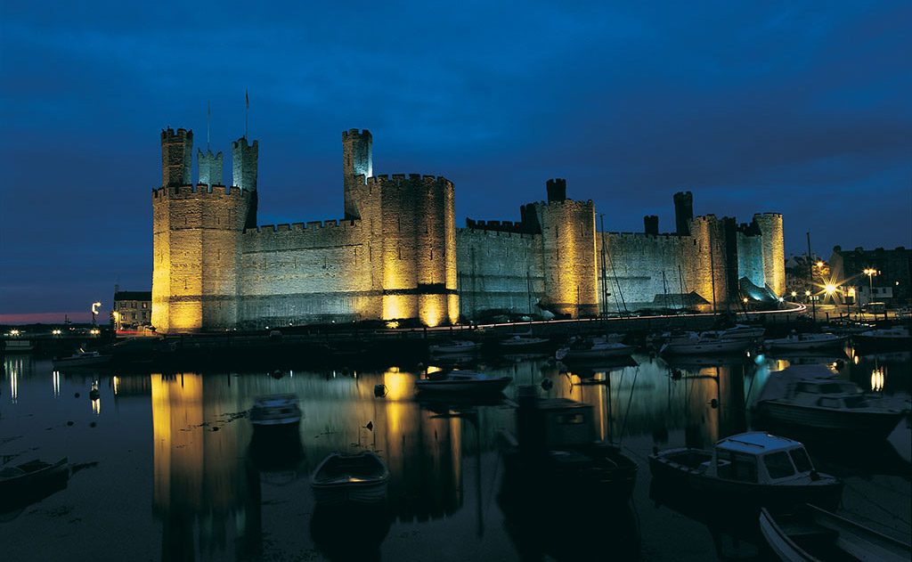 Heritage Tour Wales, A Historic of Castles in Wales