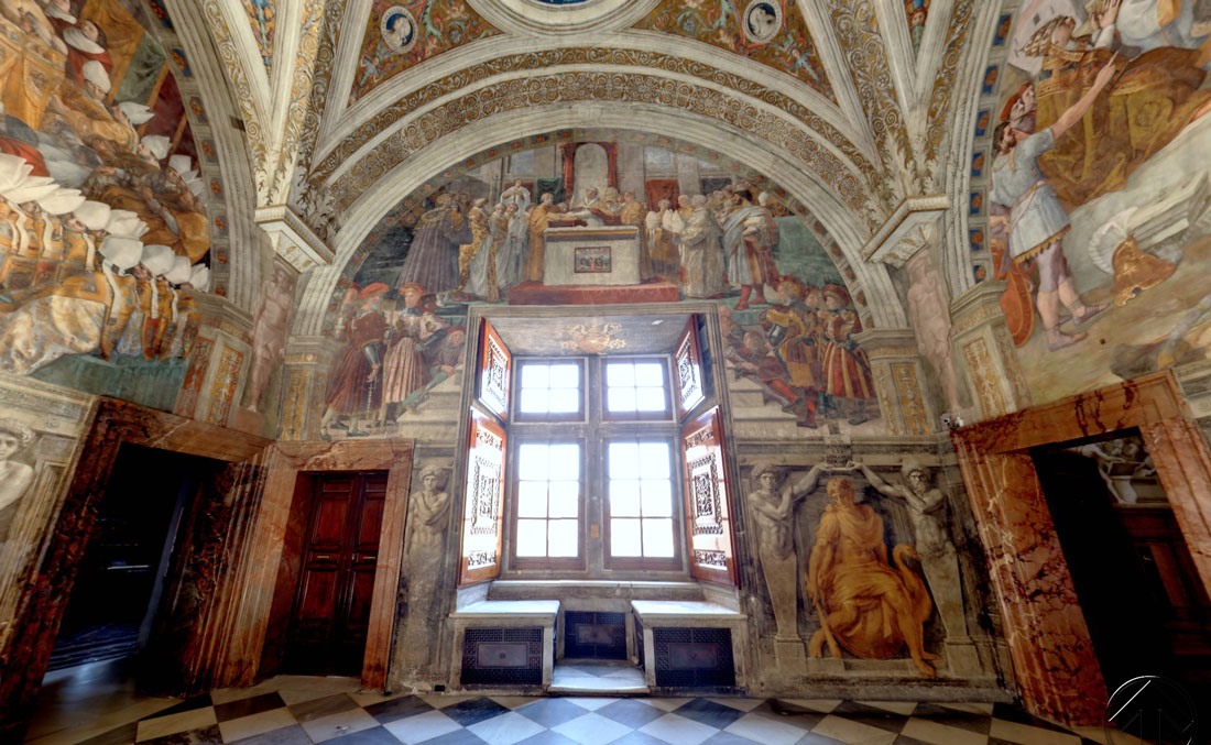 World Heritage Day 2020, Vatican Museum, Virtual Tour Raphael´s Rooms