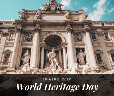 How to celebrate World Heritage Day from home
