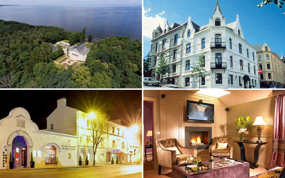 Four gorgeous properties join the Historic Hotels of Europe