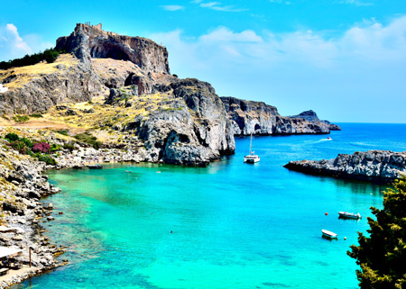 Six glorious sailing destinations in Europe
