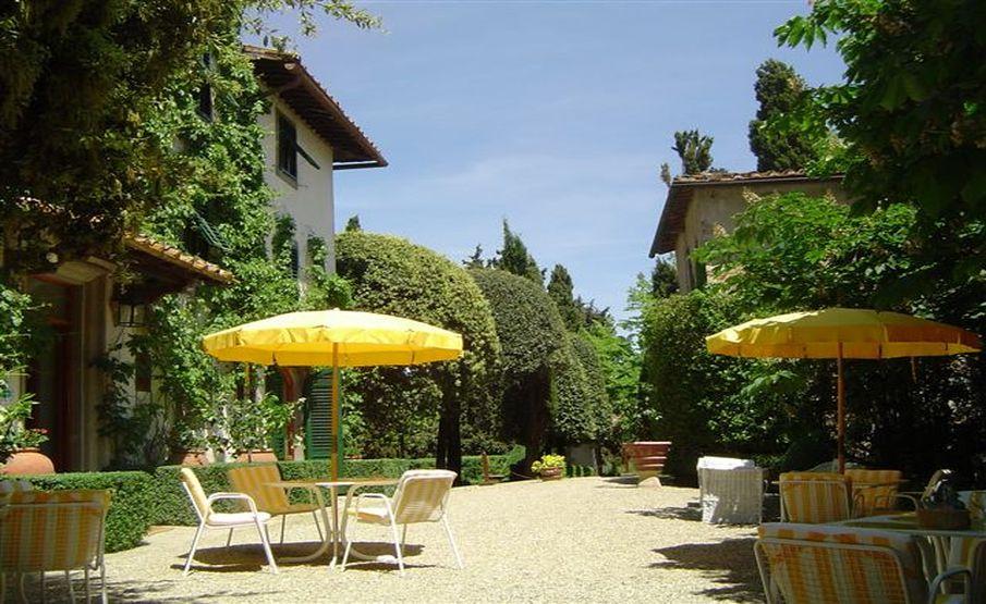 Villa le Barone, Tuscany, Italy
