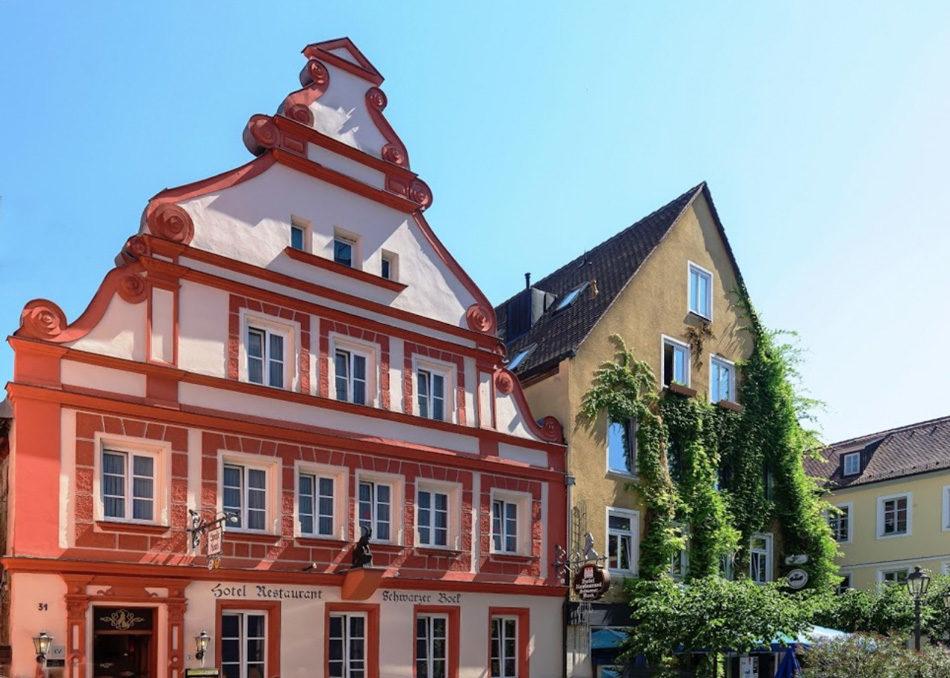 Hotel Restaurant Schwarzer Bock in Ansbach, Germany
